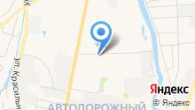 TKD на карте
