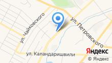Bodylineykt на карте