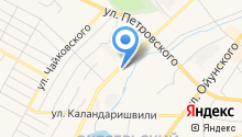 ЭВАКУАТОР №1 на карте