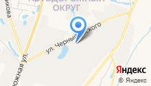 Кредит-Сервис на карте