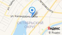 AiViRi на карте