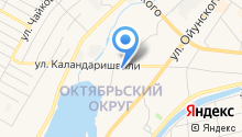 Welcome на карте
