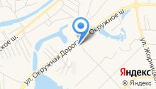 Служба доставки автозапчастей на ул. Космонавтов на карте