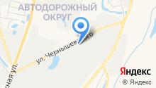 CFMOTO на карте