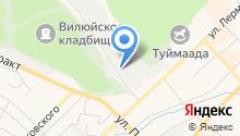 iPhone-YKT на карте