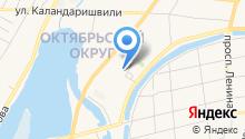 OpenCube на карте