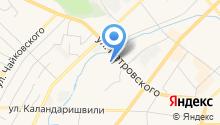 Ставтрэк Саха на карте