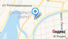 MobiFix на карте