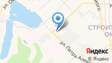 Ecogas-сервис на карте