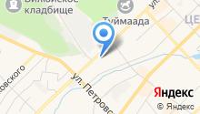 Центр заказа автозапчастей на карте