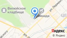 Автоброня на карте