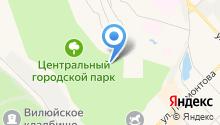 Nord на карте