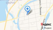 Шинцентр на карте
