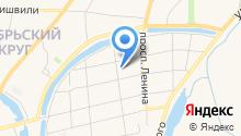 Якутский поисково-спасательный отряд МЧС России на карте