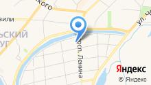 ЯТЭКПК на карте