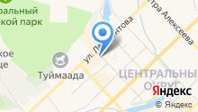 GRETA на карте