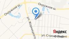 Якутское лесничество, ГКУ на карте