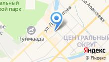 GammaArt на карте