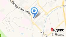 Станция скорой медицинской помощи г. Якутска на карте