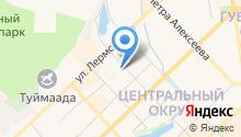 АвтоСпас-Слесарь на карте