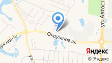 Автодром на карте