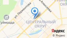 Gidmart на карте