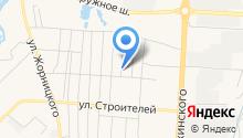 Гараж у Татарина на карте