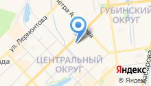 CityPizza на карте