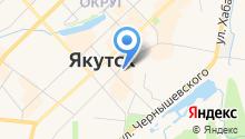 Self на карте