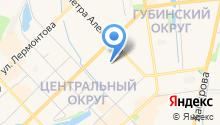 IT Комплект на карте