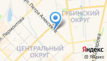 Enter.com на карте