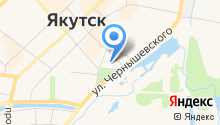 MayaPrint на карте