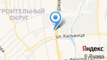5 отряд ФПС по Республике Саха (Якутия) на карте