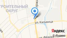 5 отряд федеральной противопожарной службы по Республике Саха (Якутия) на карте