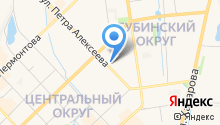 ModShtyчки на карте