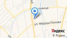 OneTwoRent на карте
