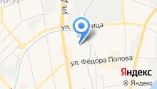 Mafia на карте