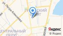MAXIM на карте