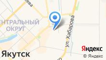 Famous на карте