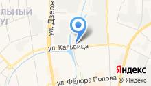 ONNI на карте