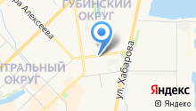 Indigo на карте