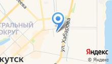 BEARek на карте