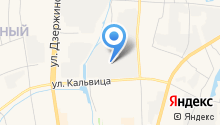Газ-Центр на карте