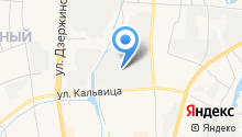 Ravenol на карте