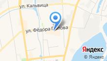 Serviora на карте