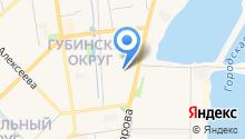 Goodlak на карте