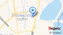 AZ на карте