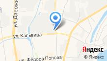 Ассортимент на карте