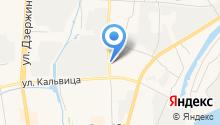 JUTEKS ЛИНОЛЕУМ на карте