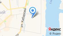 MaxFitness на карте